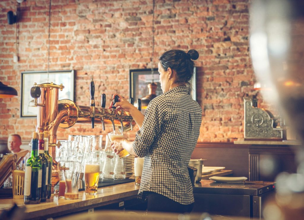 TABC certified bartender in Dallas, Texas